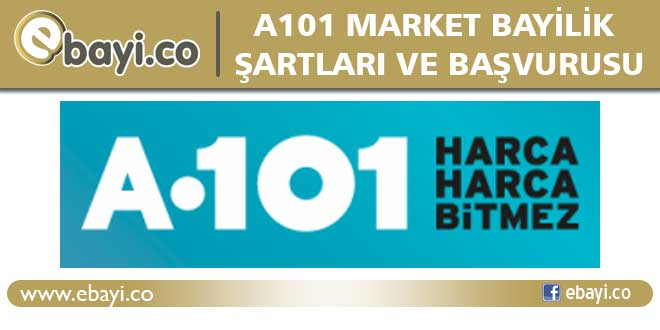 A101 Market Bayilik
