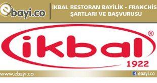 ikbal restaurant bayilik