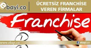 ücretsiz franchise