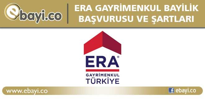 Era Gayrimenkul Türkiye Bayilik
