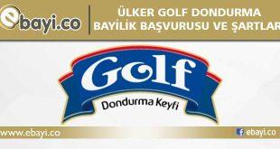 golf dondurma bayilik