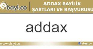 addax bayilik