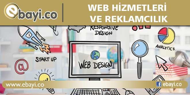 web hizmetleri, reklamcılık