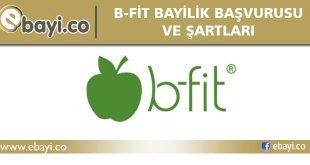 b-fit bayilik