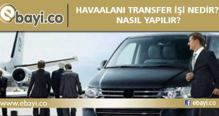 havaalanı transfer işi