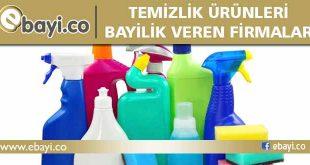temizlik ürünleri bayiliği