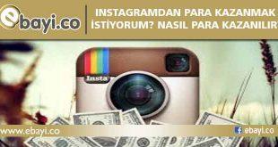 instagram para kazanma